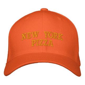 PIZZA DE NUEVA YORK GORRAS BORDADAS