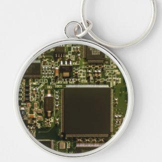 Placa de circuito de la impulsión dura del llavero