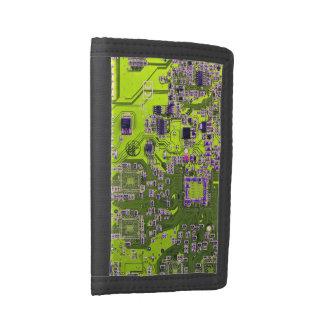 Placa de circuito del friki del ordenador -