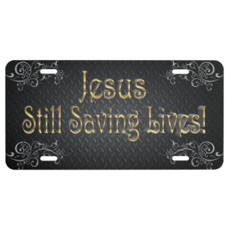 Placa de encargo de Jesús