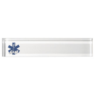 Placa De Nombre Active de EMT