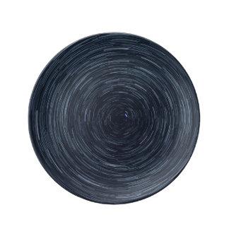 Placa decorativa de la porcelana del cielo plato de porcelana