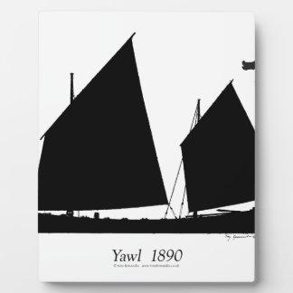 Placa Expositora 1890 yola - fernandes tony