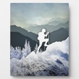 Placa Expositora Alza del invierno