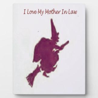 Placa Expositora Amo a mi madre en law1
