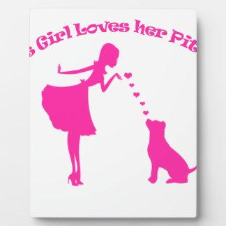 Placa Expositora amor pitty