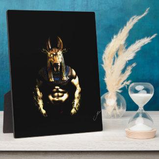 Placa Expositora Anubis