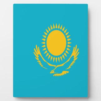 Placa Expositora ¡Bajo costo! Bandera de Kazajistán