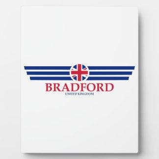 Placa Expositora Bradford