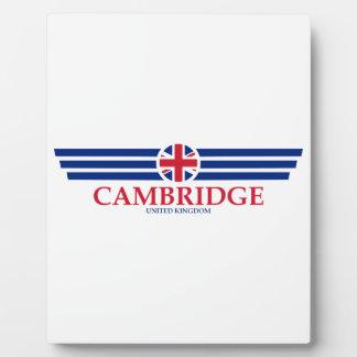 Placa Expositora Cambridge