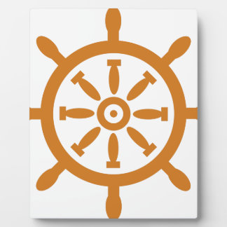 Placa Expositora Capitán Wheel