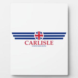 Placa Expositora Carlisle