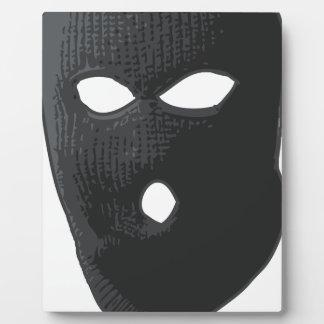 Placa Expositora Criminal liso