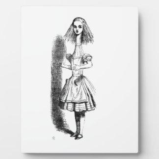 Placa Expositora Cuello largo Alicia