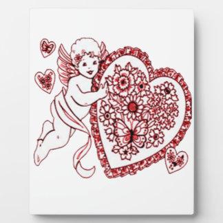 Placa Expositora Cupid