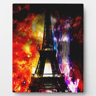 Placa Expositora De la subida sueños parisienses otra vez