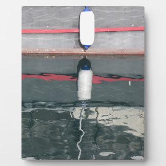 Placa Expositora Defensas del barco que cuelgan en el tablero