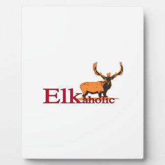 Placa Expositora Elkaholic 2