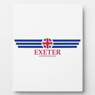 Placa Expositora Exeter