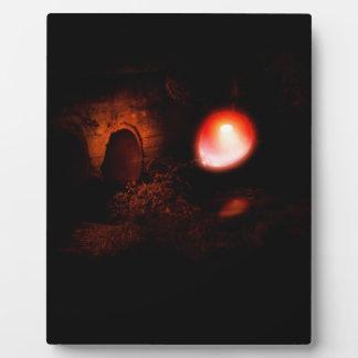 Placa Expositora Globo rojo y Culvert2