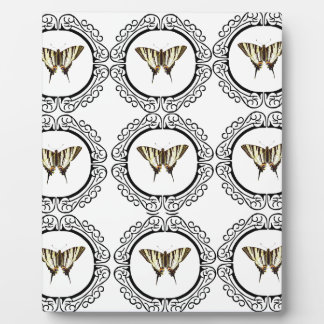 Placa Expositora grupo de mariposas