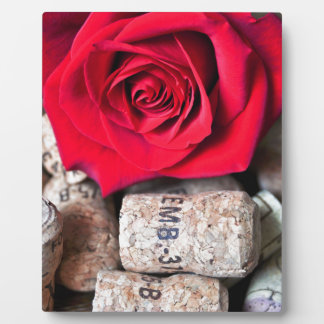 Placa Expositora HABLA ROSA with cork