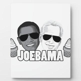 Placa Expositora Helado de JoeBama