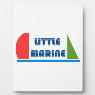 Placa Expositora little marina