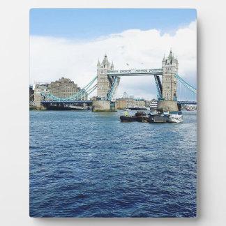 Placa Expositora Londres