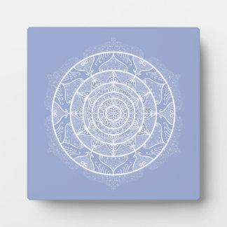 Placa Expositora Mandala del arándano
