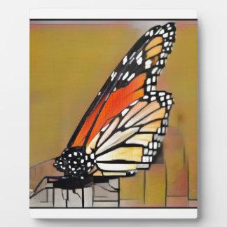 Placa Expositora Mariposa de monarca