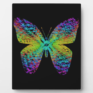 Placa Expositora Mariposa psicodélica