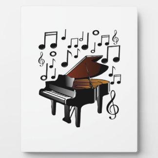 Placa Expositora Melodía encantada