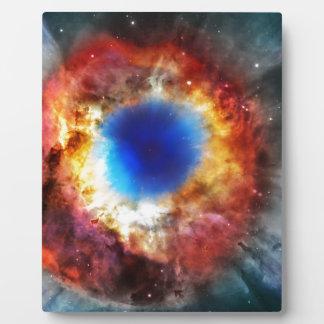 Placa Expositora Nebulosa de la hélice