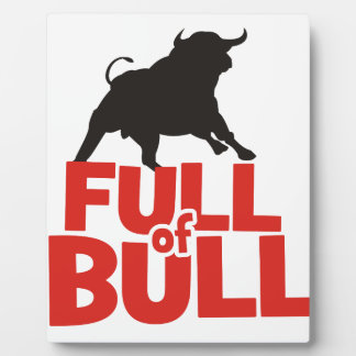 Placa Expositora Por completo de Bull