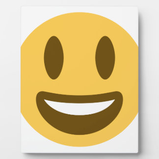 Placa Expositora Smiley Emoji Twitter
