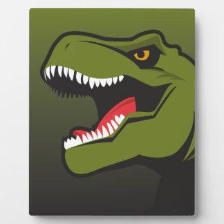 Placa Expositora T-Rex personalizó artículos