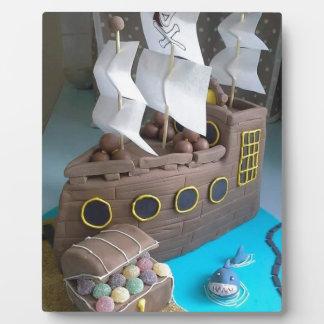 Placa Expositora Torta 1 de la nave