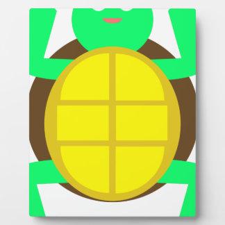 Placa Expositora Tortuga estupenda