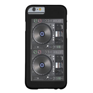 Placa giratoria de DJ Funda De iPhone 6 Barely There