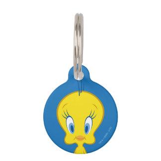 Placa Para Mascotas Pájaro inocente de Tweety™ el | pequeño