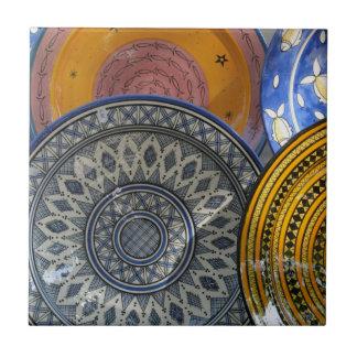 Placas de cerámica azulejo cuadrado pequeño