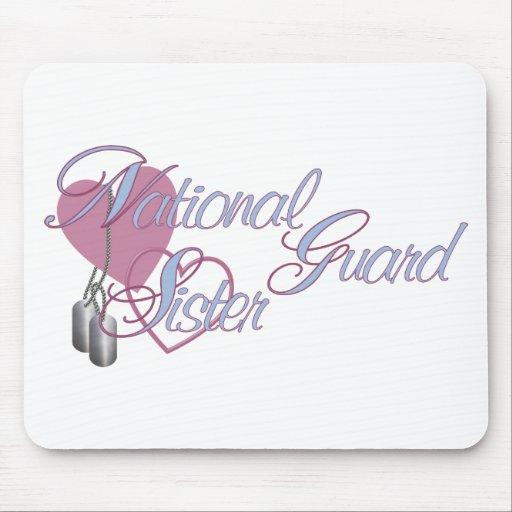 Placas de identificación de los corazones N de la  Tapetes De Raton
