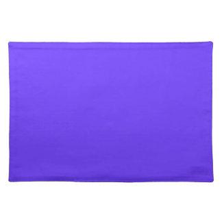 Placemats azul eléctrico manteles individuales