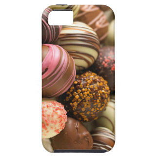 Placer del chocolate iPhone 5 Case-Mate protectores