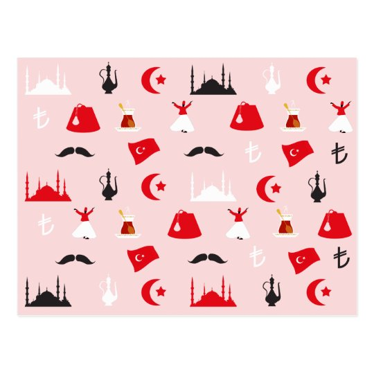 Placer turco postal