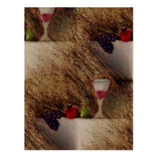 Plaisirs da fruto los productos múltiples postales