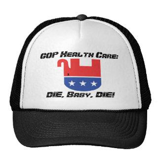 Plan de la atención sanitaria del GOP Gorra