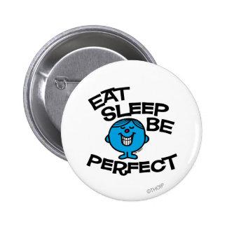 Plan For Life de Sr. Perfect's Chapa Redonda 5 Cm