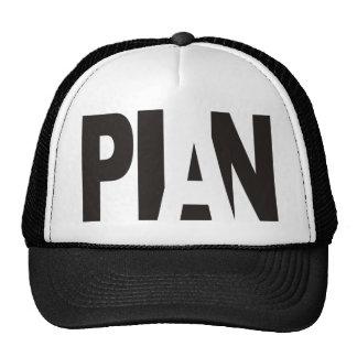 plan gorra